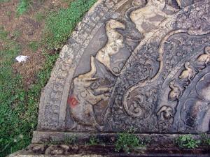 Moonstone - Sadakada Pahana - Anuradhapura- Near Thuparamaya - 03