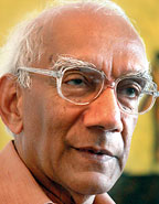 Prof Arjuna Aluvihare