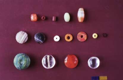 A Gemological Perspective of Gem Beads of Jetavana World Heritage Site, Sri Lanka