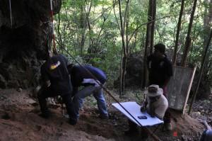 Hunugalagala Limestone Cave Excavation 2013