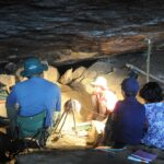 alugala_cave_excavation_balangoda_raj_somadeva