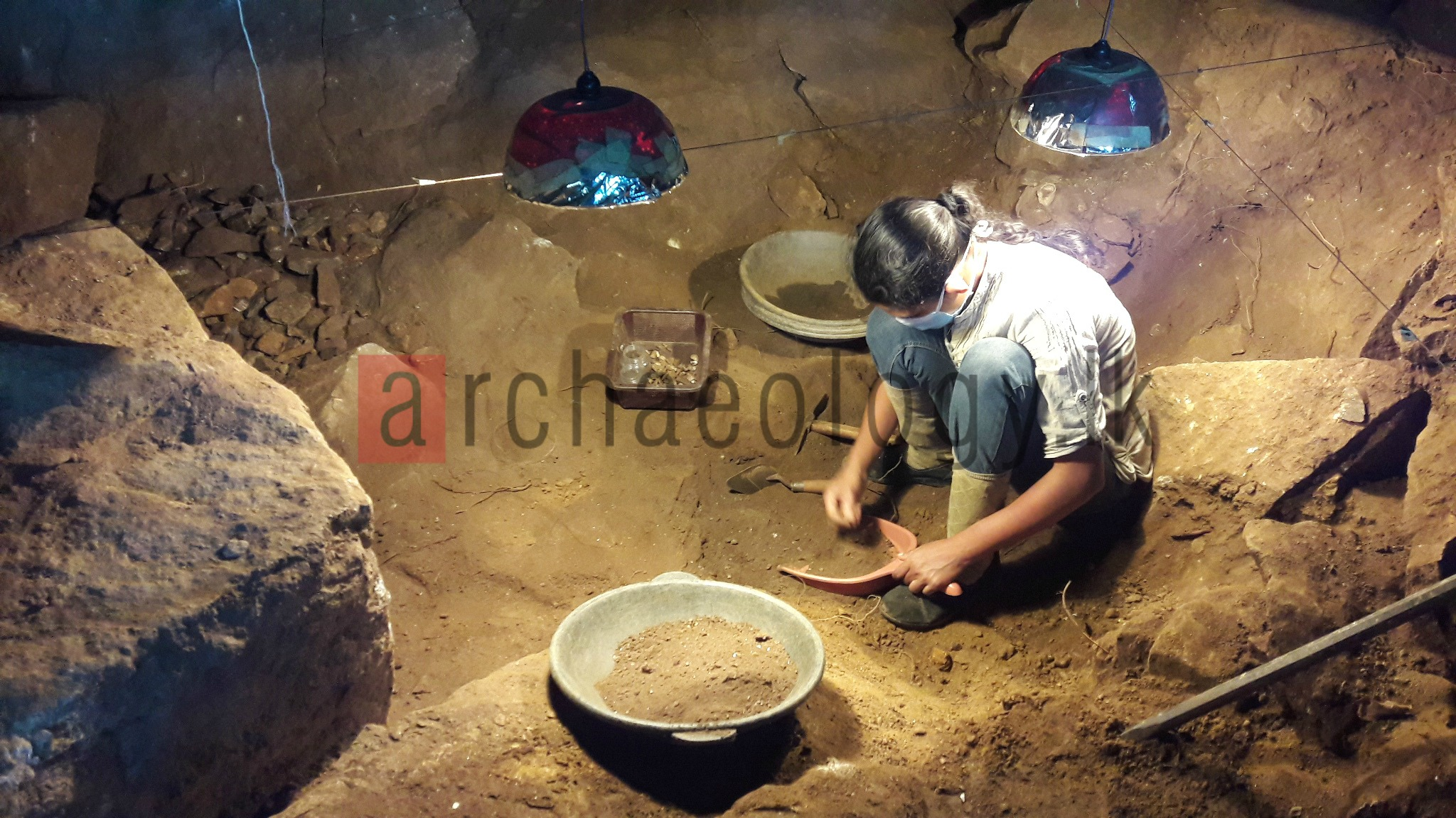 Life in Sri Lankan Archaeology