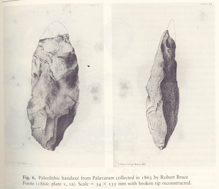 Prehistory of Sri Lanka 3: the early period of Prehistoric Research in Sri Lanka