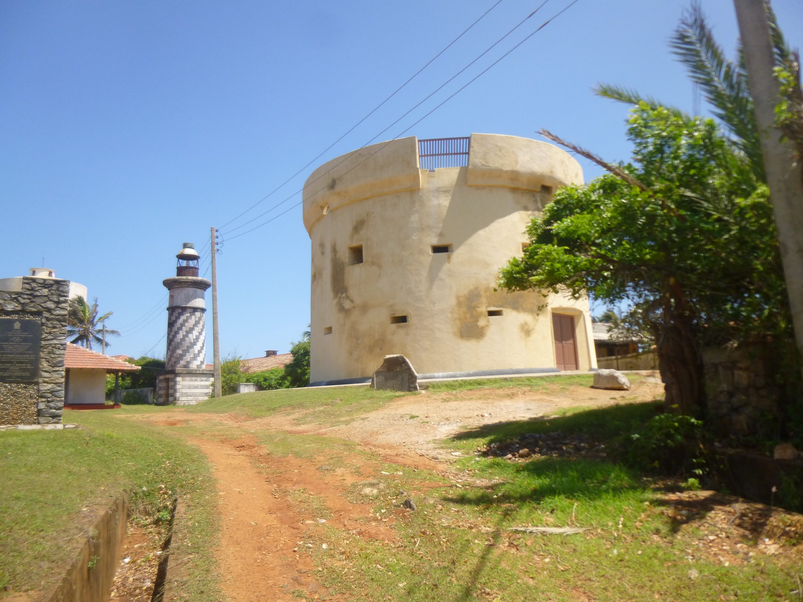 Martello Tower, Hambantota