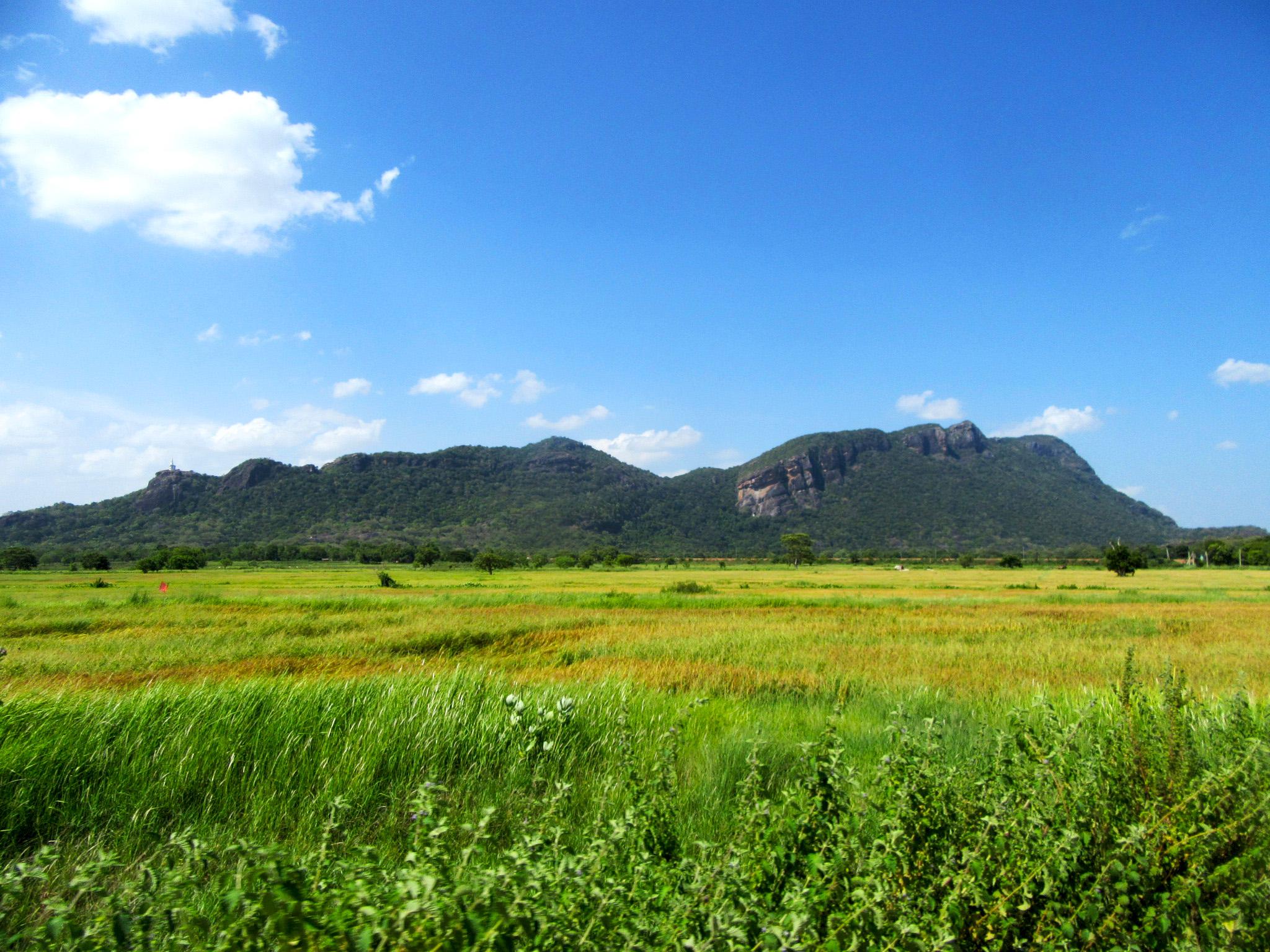 Archaeological Sites around Dimbulagala: Part 01