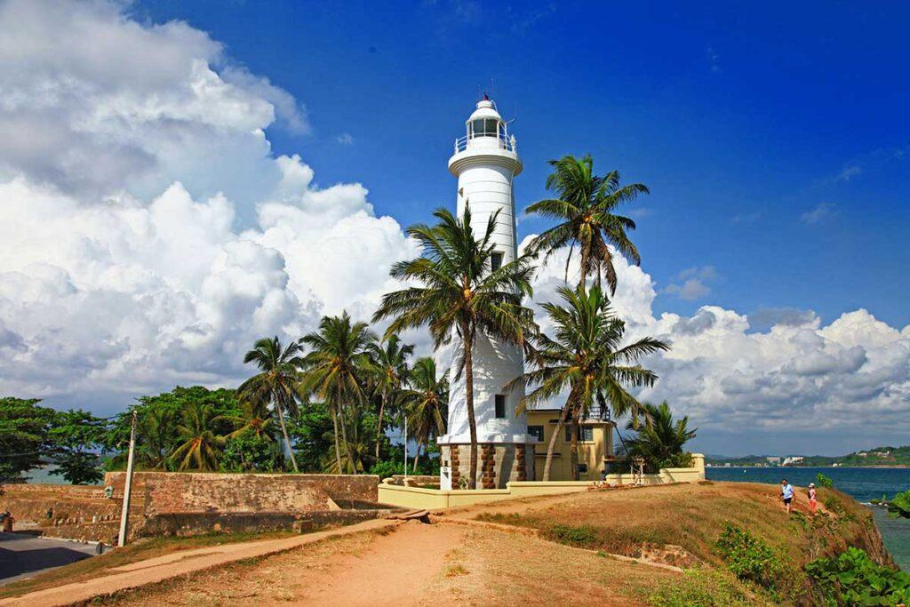 Galle Fort Light House