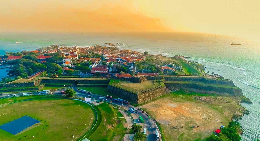 Gall Fort - Sri Lanka: UNESCO World Heritage Site