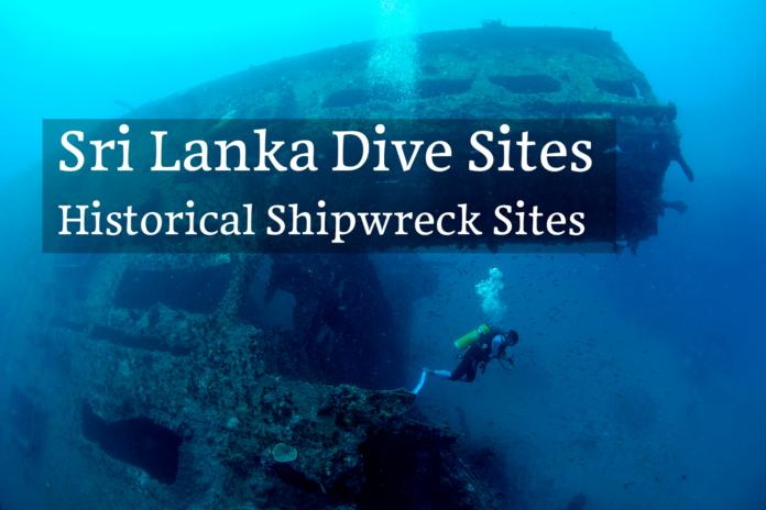 Sri Lanka Dive Sites